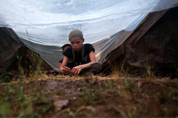 Teen Military Camp 46