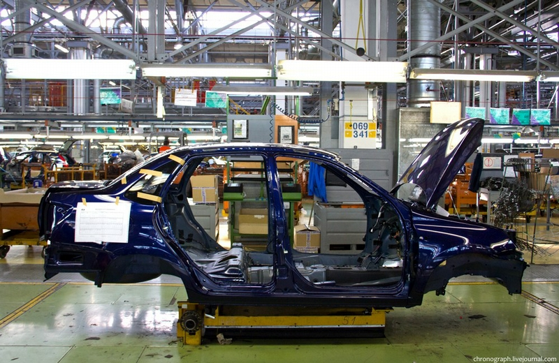 One of the Largest European Automobile Plants