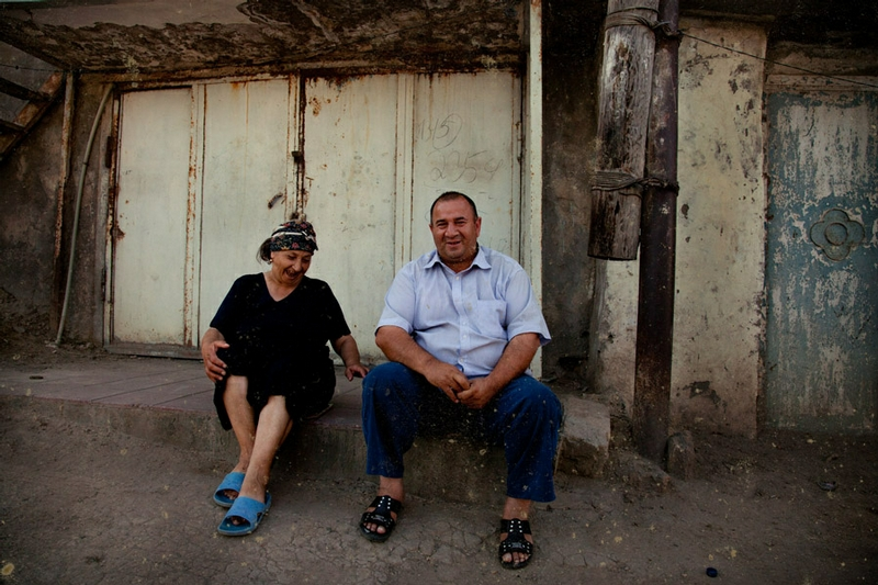 Postcards From Diverse Azerbaijan