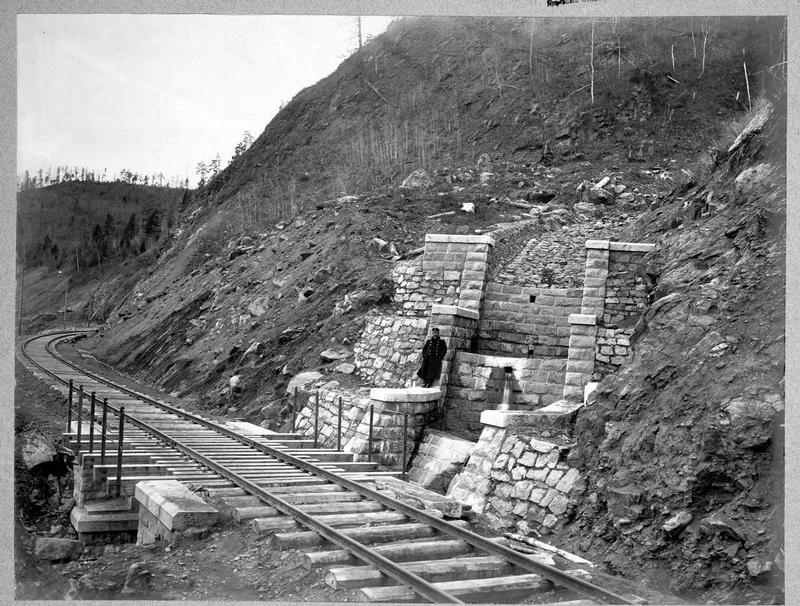 The Circum-Baikal Railway Construction