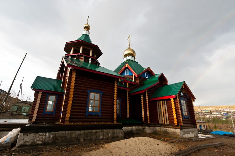 Forgotten North Land: Baikit