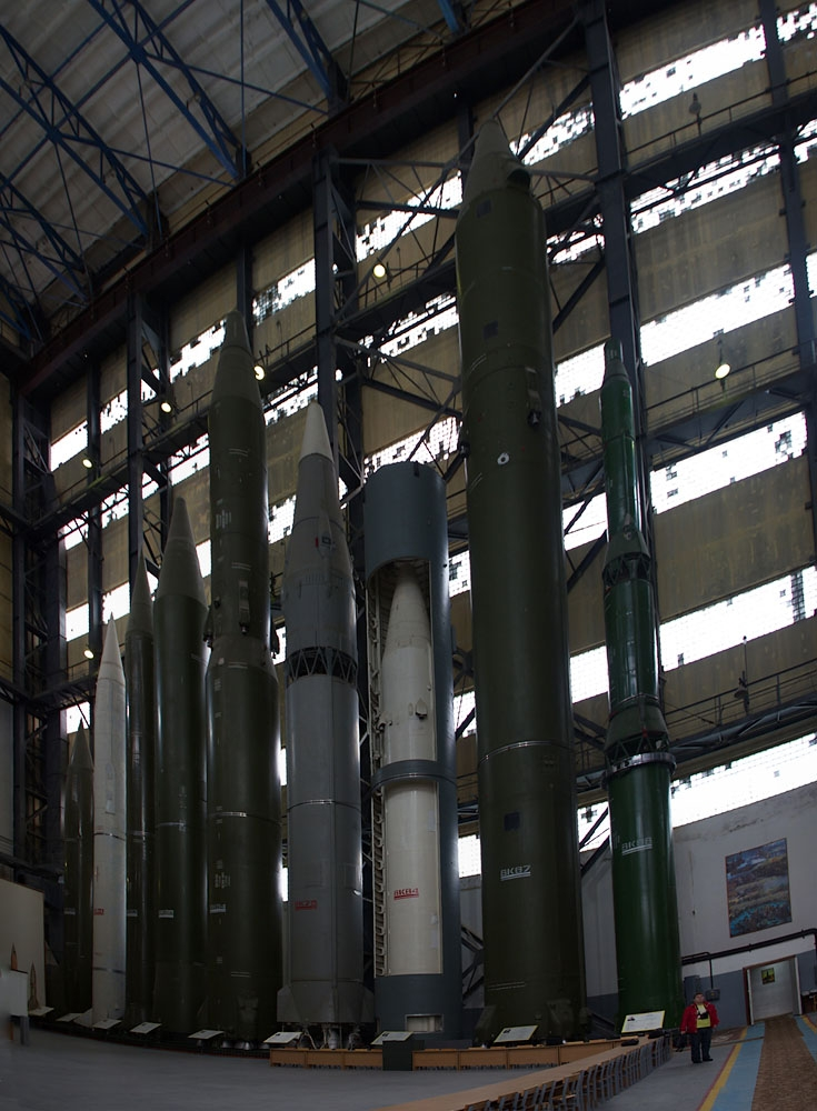 The Museum Of The Strategic Missile Troops In Balabanovo-1