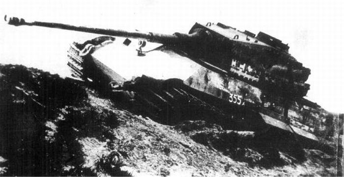 Equipment of The Balaton Battle