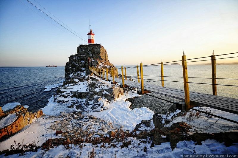 Lighthouse of Basargin: the Faithful Companion of the Ships