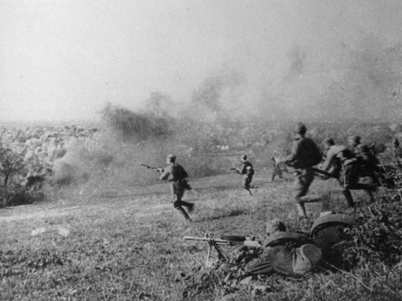 The Battle of the Caucasus