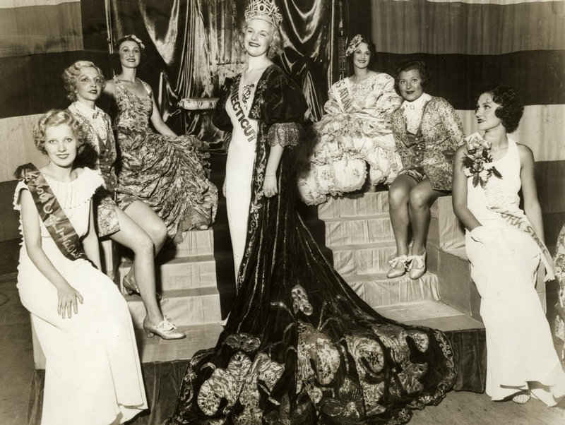American Beauty Contests In the Period Between the Wars