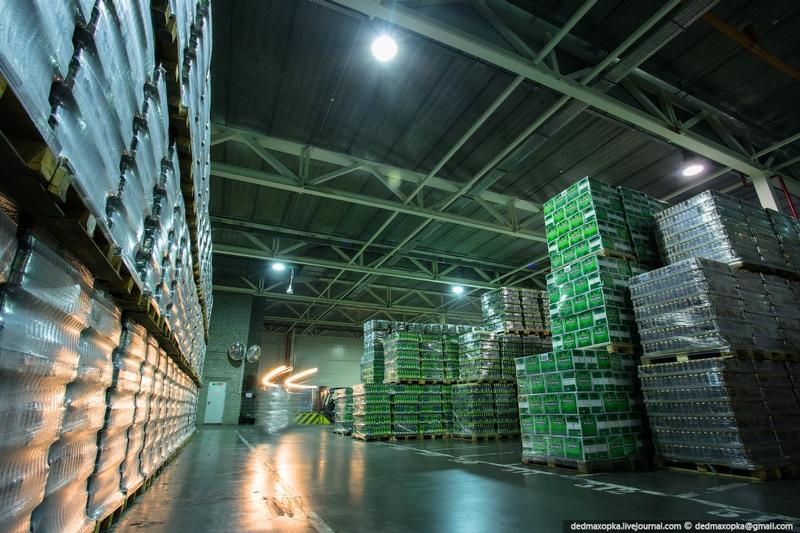 How Heineken Beer Is Made