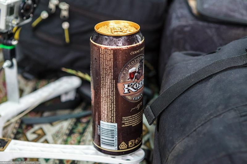 Beer Flies To Space!