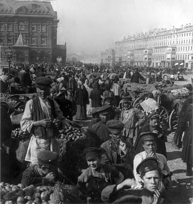 The City Of Moscow And Its People Before the Revolution