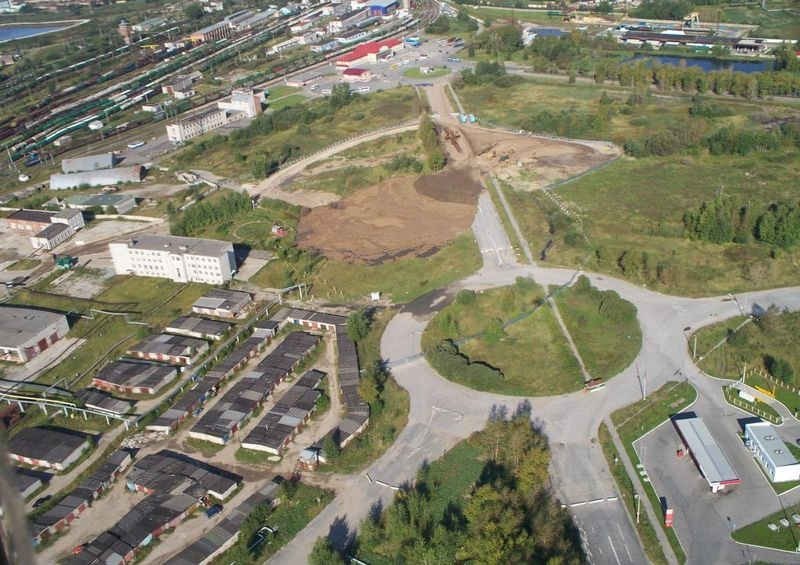 Giant Sinkhole in Perm. Again