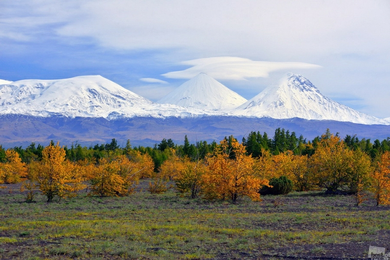 The Best Pictures of the Russian Nature 2012