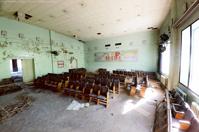 One Abandoned Recreation Center