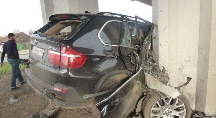BMW Vs Bridge