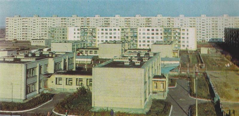 Soviet City of Belarus