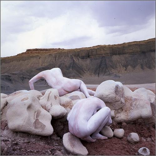 Bodyart Mimicking Nature