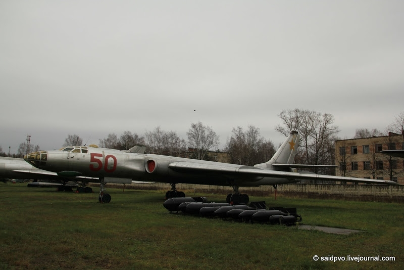 Bomber Aircrafts Museum Collection