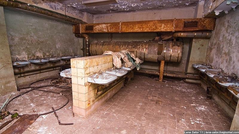 After-Flood Bomb Shelter