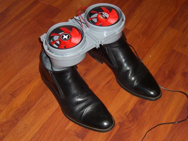 Обувь своими руками с фото