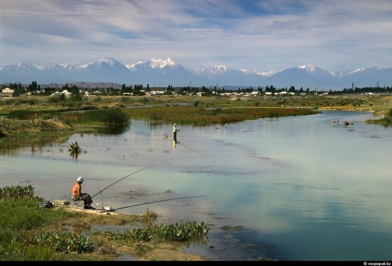 Breathtaking Views Of Kazakhstan