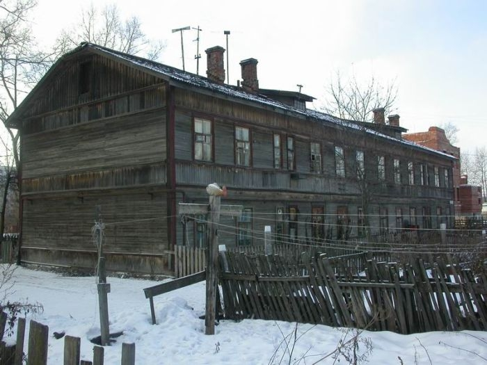 The Barracks Of Stalin