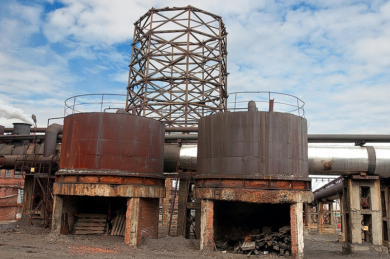 By-Product Coke Plant In Norilsk