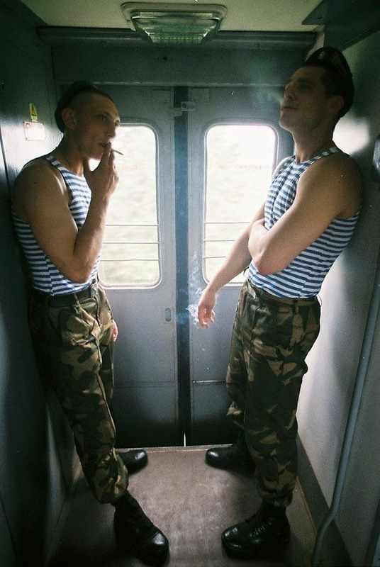 Tweets of the Russian Soldier