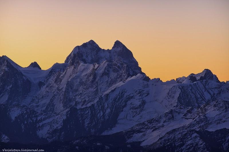 Big Nice Mountains