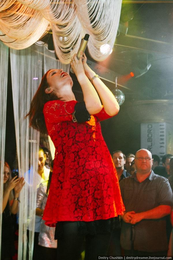 Sophie Ellis-Bextor In Voronezh