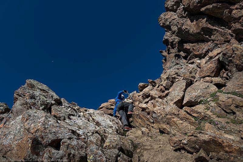 Kirghizian Mountain Wilderness