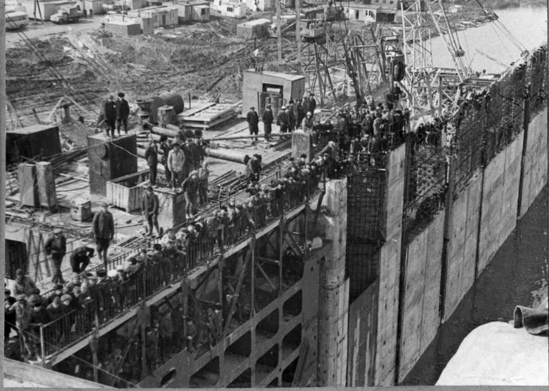 The Story of One Hydroelectric Power Station