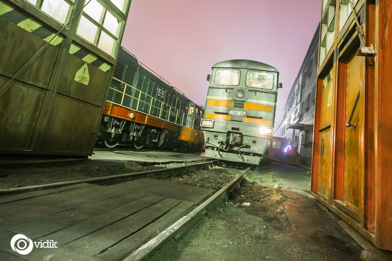 Exciting Tour to the Chelyabinsk Station