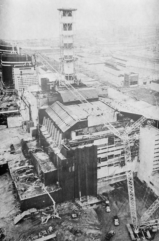 an introduction and an analysis of the chernobyl disaster in 1986 Chernobyl nuclear power plant accident: backgroundc on april 26, 1986, a sudden surge of power during a reactor systems test destroyed unit 4 of the.