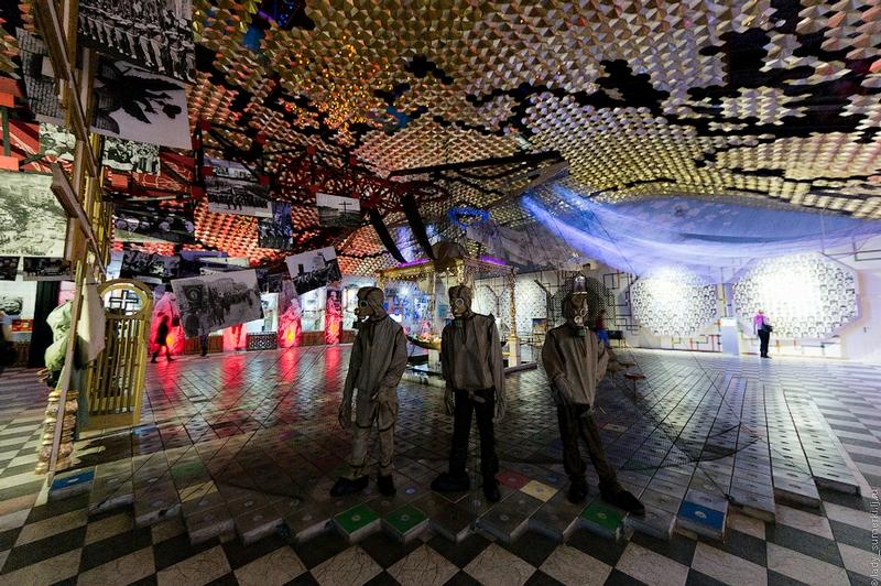 The Museum Of Chernobyl In Kiev