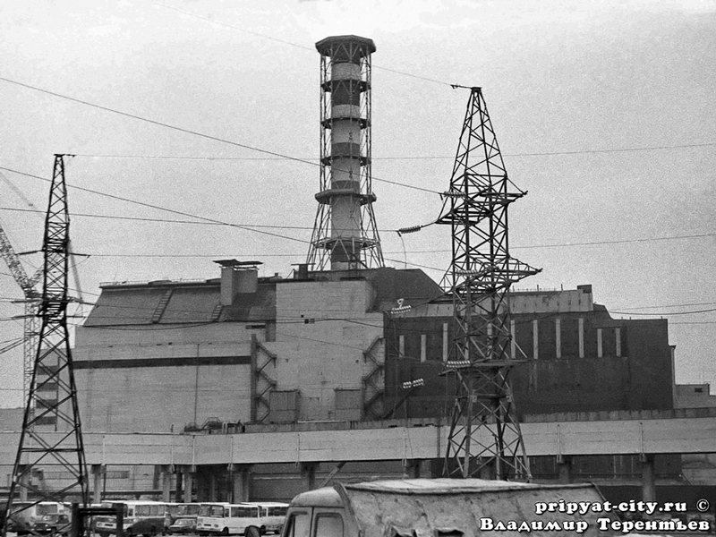 About Alberto De Leon Reactor 4 Of The Chernobyl Nuclear