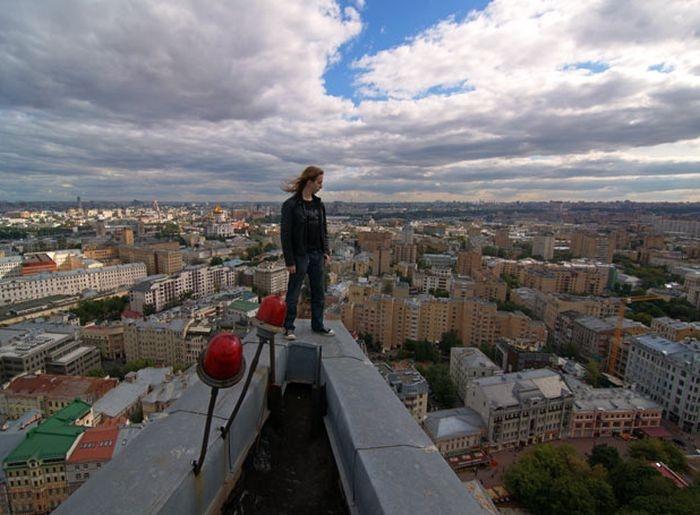The City Climber