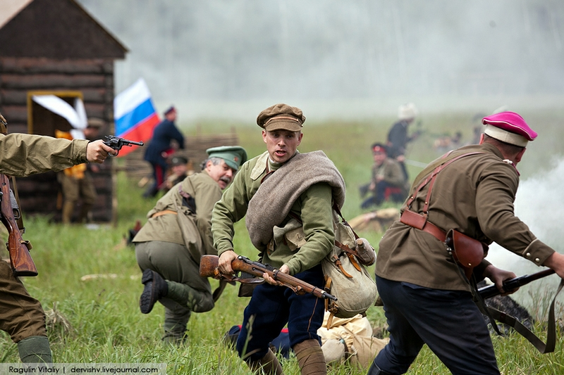 Civil War In Russia: Reconstruction