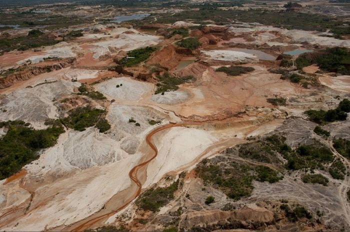 Gold Extraction In Columbia