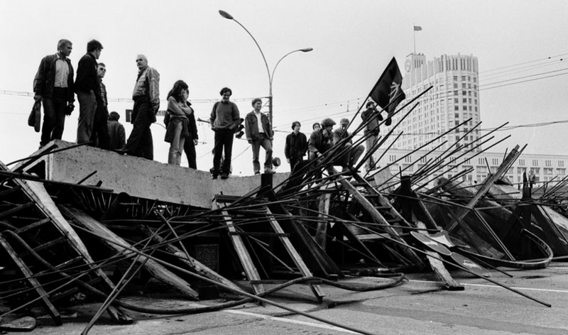 20 Years Since The Fall Of The Soviet Union
