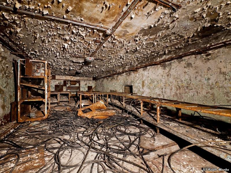 commcenter001 13 Abandoned Communication Center