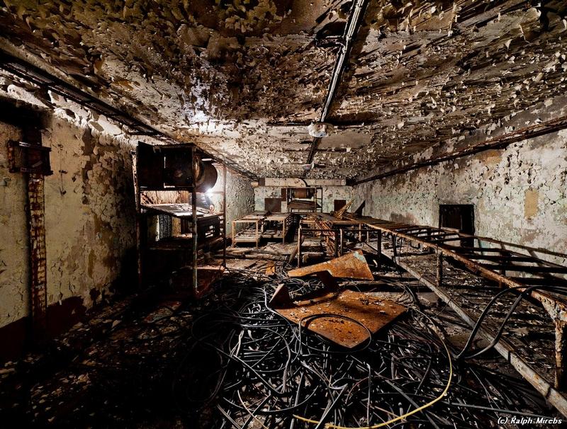 commcenter001 14 Abandoned Communication Center
