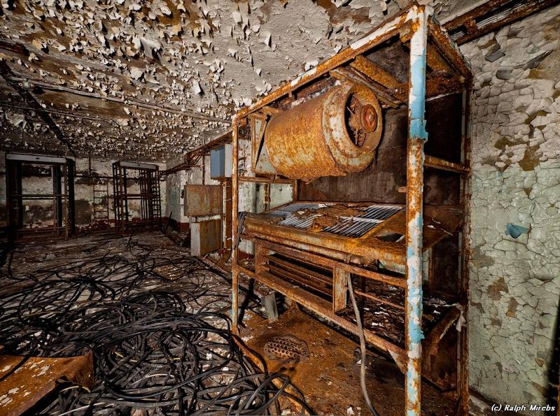 commcenter001 17 Abandoned Communication Center