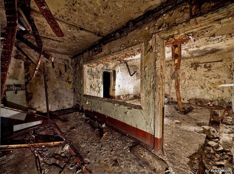 commcenter001 20 Abandoned Communication Center