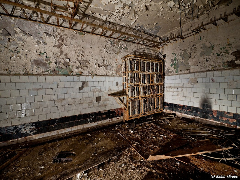 commcenter001 27 Abandoned Communication Center