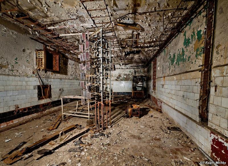 commcenter001 28 Abandoned Communication Center