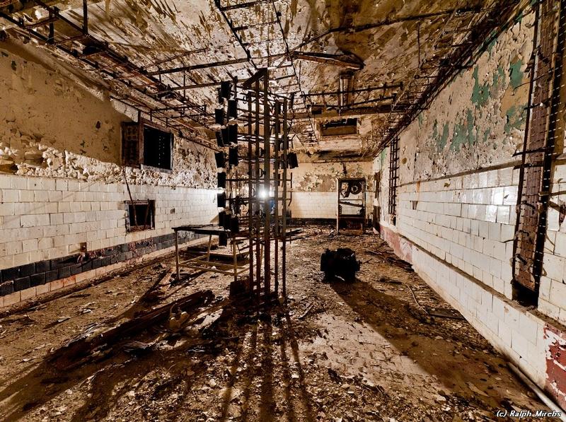 commcenter001 29 Abandoned Communication Center