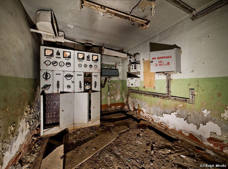 commcenter001 32 Abandoned Communication Center