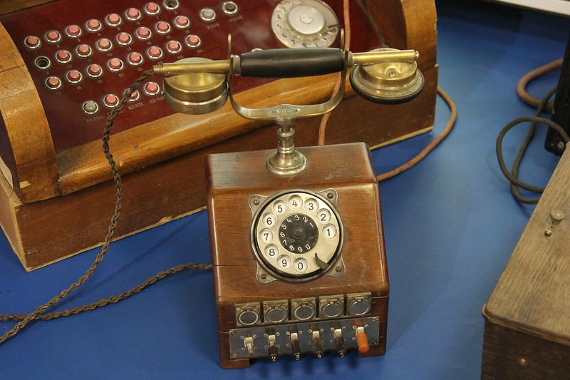 How Telephony Was Developed