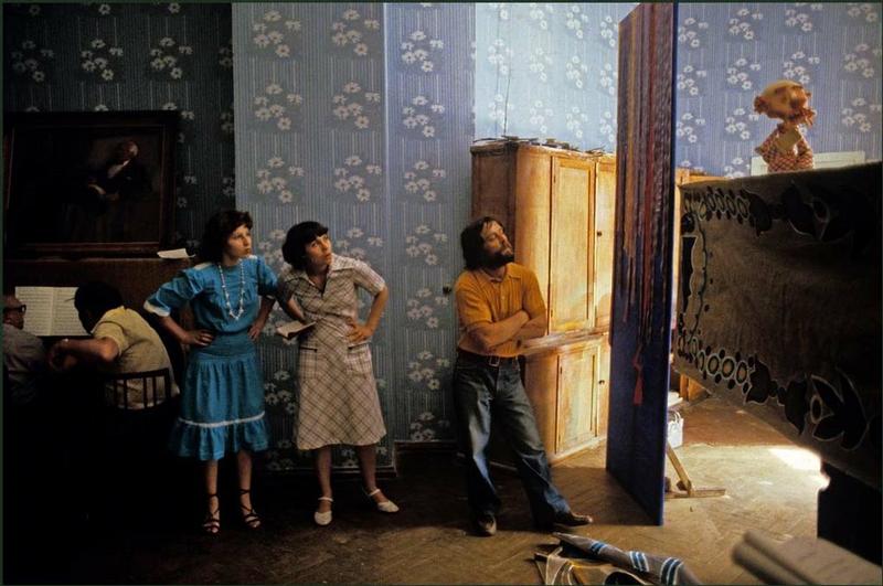 Foreign Photographers In Soviet Odessa