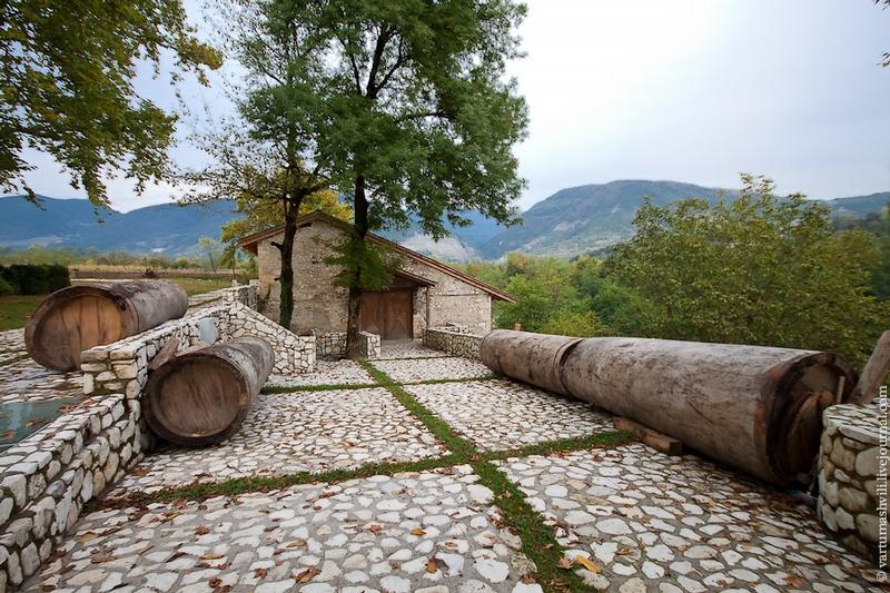 The Residence Of Georgian Dukes