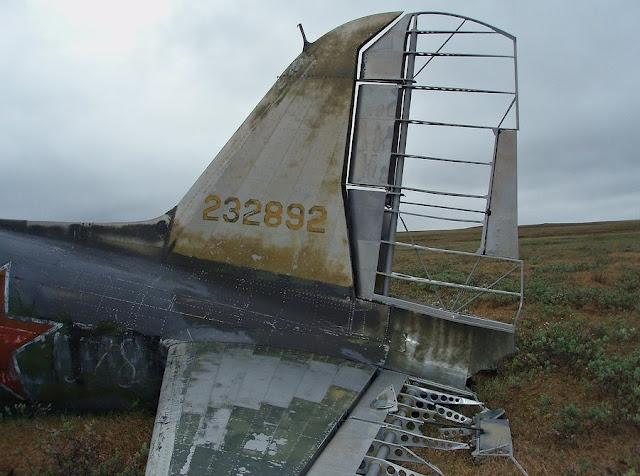 Russian C-47 Dakota Found In Siberia